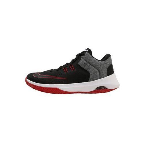 Nike Performance AIR VERSITILE II Obuwie do koszykówki black/white/gym red