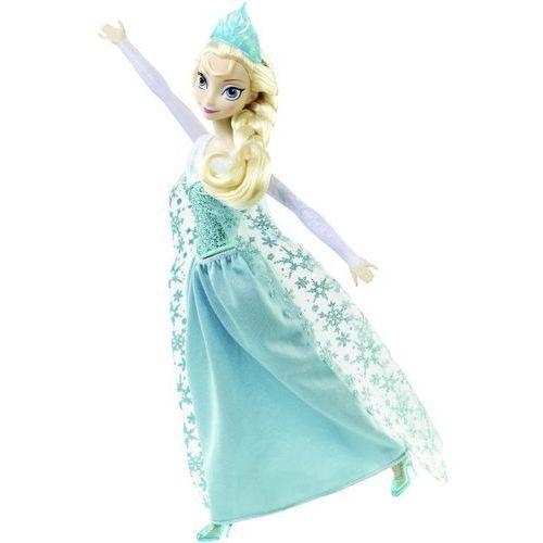 Lalka MATTEL Frozen Śpiewająca Elsa - sprawdź w Media Expert