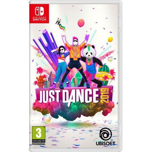 Ubisoft Gra nintendo switch just dance 2019
