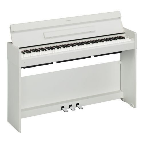 Yamaha ydp s34 white arius pianino cyfrowe, białe