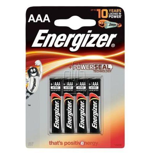 Energizer Bateria alkaline power, aaa, lr03, 1,5v, 4szt. (7638900247893)