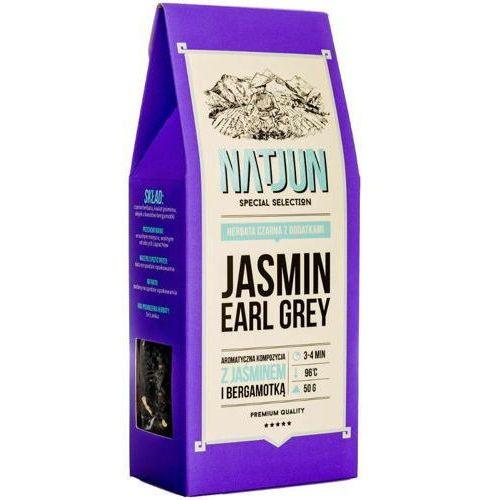 Natjun herbata czarna jasmin earl grey' 50g