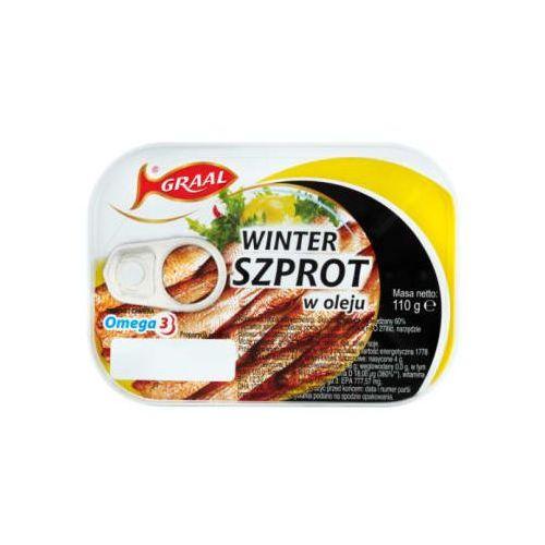 Graal Szprot winter w oleju