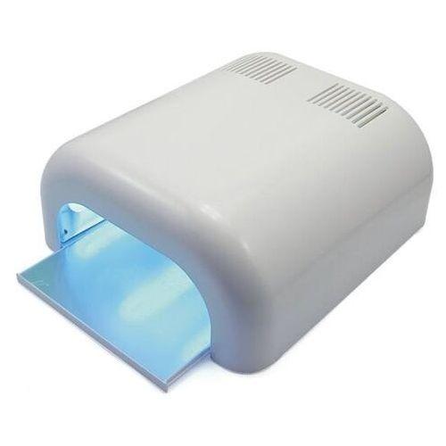 Lampa UV 36W biała z wyłącznikiem czasowym CLASSIC, DR-301/C