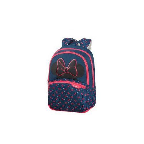 9b664e573e125 SAMSONITE plecak S+ z kolekcji DISNEY ULTIMATE 2.0 Minnie Neon materiał  poliester elementy odblaskowe, 106714-7065 155,00 zł Pozwól Królowej  Disneya ...