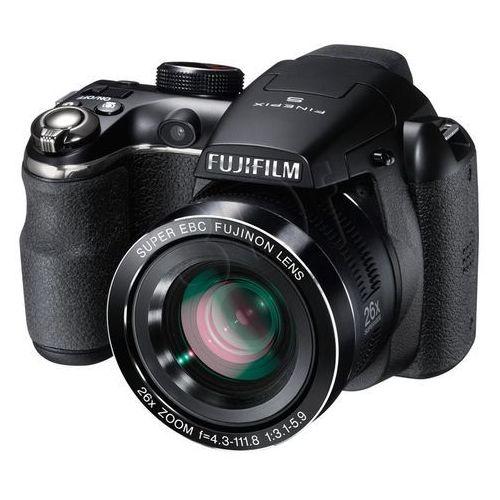 FujiFilm FinePix S4300 [zoom optyczny 26x]