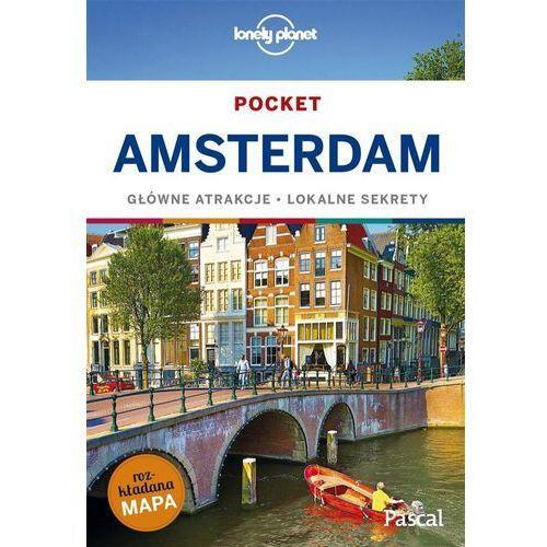 Amsterdam pocket Lonely Planet - Praca zbiorowa (2018)