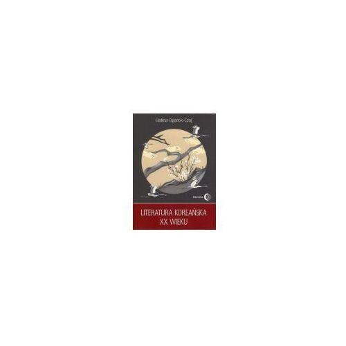 Literatura koreańska XX wieku (9788389899491)