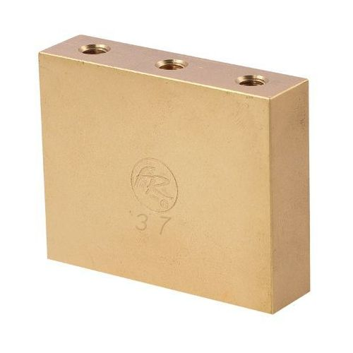 Floyd rose fat brass block 37 mm przeciwwaga do mostka