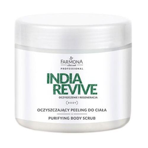 india revive oczyszczający peeling do ciała marki Farmona