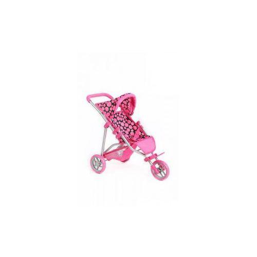 Sportowy wózek dla lalek PlayTo Olivia 16827 - oferta [0554dcab8fd354c5]