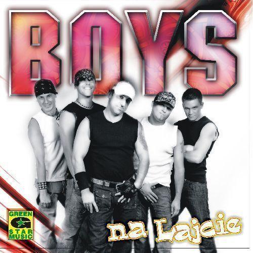 BOYS - NA LAJCIE (5905526202738)