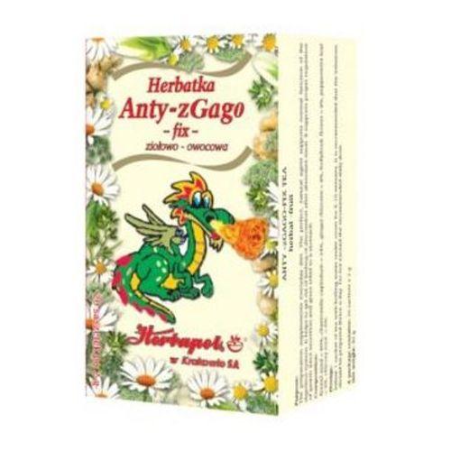 Herbatka fix anty-zgago marki Herbapol