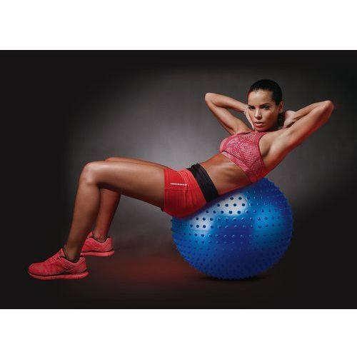 Piłka gumowa masująca bb 003- do 56cm / dostawa w 12h / gwarancja 24m / negocjuj cenę ! od producenta Body sculpture