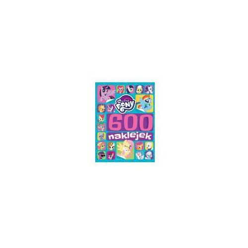 My Little Pony. 600 naklejek