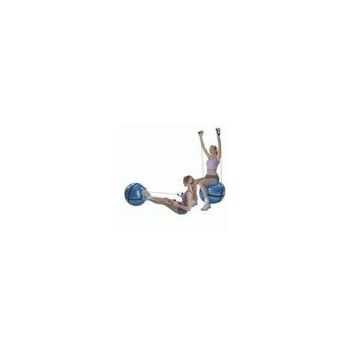 Piłka gimnastyczna z uchwytami wilekości 65 cm. / Gwarancja 24m - produkt z kategorii- piłki i skakanki