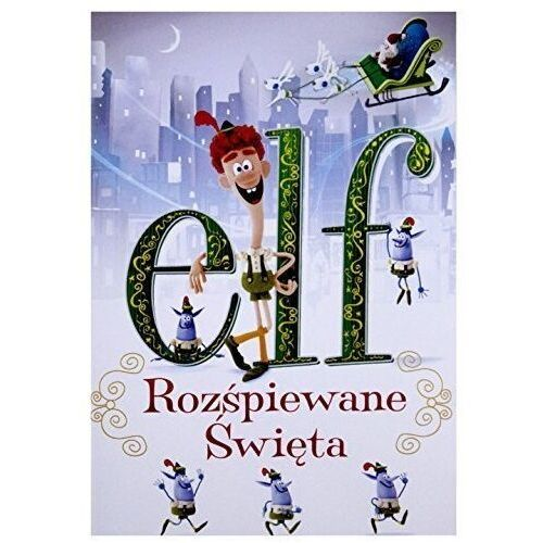 Galapagos Elf: rozśpiewane święta (dvd) (7321909339019)