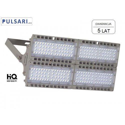 Naświetlacz lampa reflektor 200w flat led 130lm/w gw. 5 lat marki Pulsari