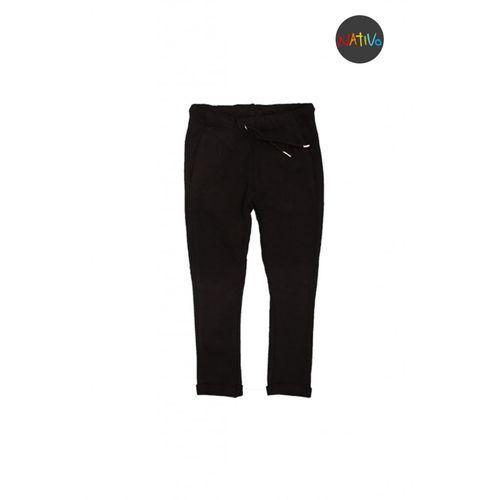 cd4252aa633282 Nativo Spodnie dresowe dziewczęce 3m2956 45,00 zł wygodne spodnie dresowe.  Sznurek w pasie pozwala na dobranie spodni do sylwetki dziecka.
