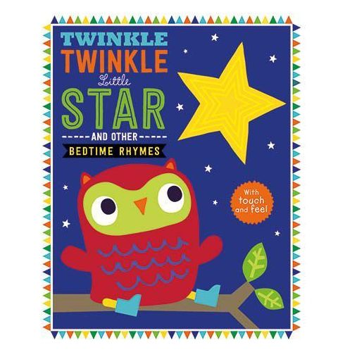 Twinkle, Twinkle Little Star and Other Nursery Rhymes (9781785981012)