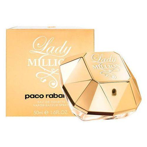Paco Rabanne Lady Million Woman 80ml EdT