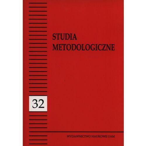 Studia metodologiczne 32, oprawa miękka