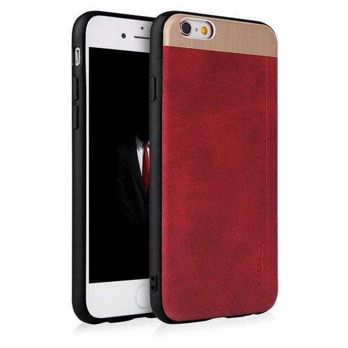 Etui back case slate do iphone 6/6s czerwony marki Qult
