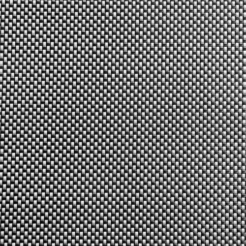Podkładka na stół 450x330 mm, czarno-biała | APS, 60520