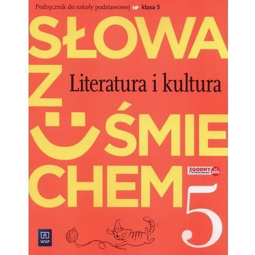 J.Polski SP 5 Słowa z uśmiechem lit. i kult.w.2016 - Horwath Ewa (9788302158230)