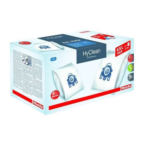 Miele 10454920 akcesoria do odkurzaczy, 20, XXL-Pack GN HyClean 3D