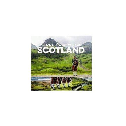 Różni wykonawcy - poznaj świat muzyki: scotland cd marki Soliton