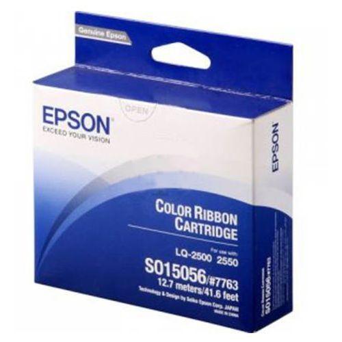 Taśma Epson S015056 Kolor do drukarek (Oryginalna)
