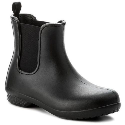Kalosze CROCS - Freesail Chelsea Boot W 204630 Black/Black, 36.5-41.5