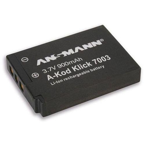 Akumulator do kodak a-kod klic 7003 (900 mah) marki Ansmann