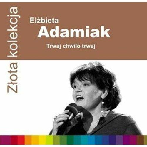 Parlophone music poland Złota kolekcja: trwaj chwilo trwaj (cd) - elżbieta adamiak (5099995848228)