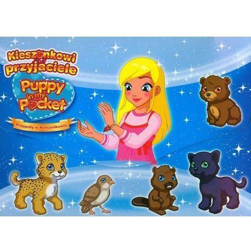 Megapack a4 puppy in my pocket urodziny flo marki Welpol adventure