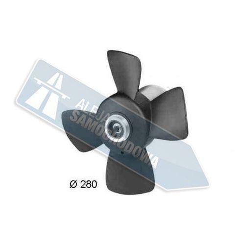 VOLKSWAGEN PASSAT 88-93 1.8 Wentylator bez obudowy/wspornika sprawdź szczegóły w Aleja Samochodowa