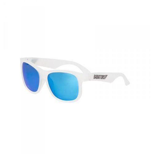navigator okulary przeciwsłoneczne dla dzieci 3-5+ blue ice premium marki Babiators