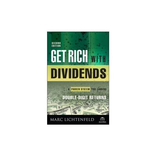 Get Rich with Dividends, Lichtenfeld, Marc