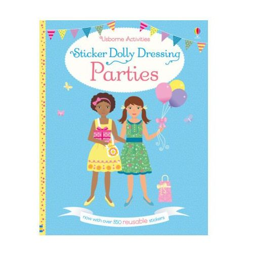 Sticker Dolly Dressing Parties (9781409595328)