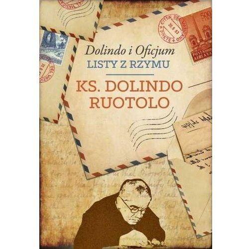 Ks. dolindo i oficjum. listy z rzymu - dolindo rutolo (9788380436732)