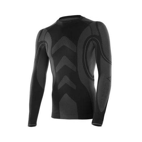 Koszulka męska termoaktywna ls 11200 czarna marki Brubeck