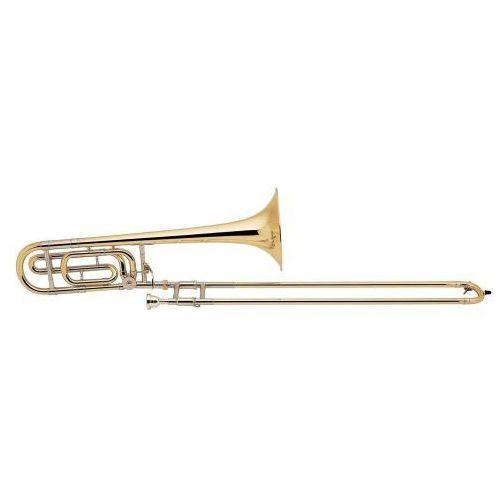 (706900) puzon tenorowy w stroju bb/f 42b stradivarius marki Bach