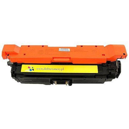 Dobretonery.pl Toner zamiennik dt732yc do canon lbp7780cx, pasuje zamiast canon crg732y yellow, 6400 stron