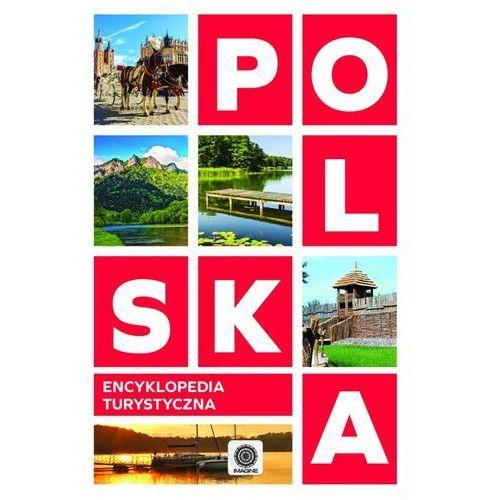 Polska. Encyklopedia turystyczna, oprawa twarda