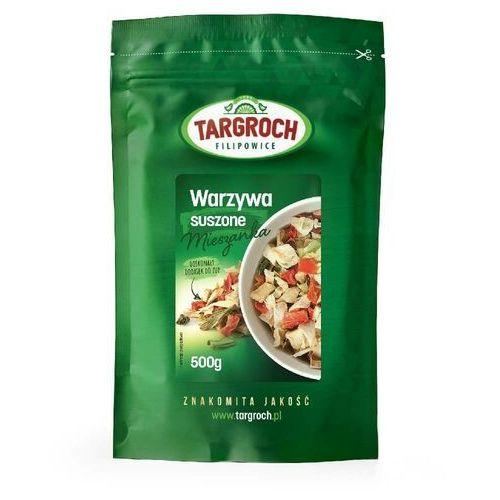 Warzywa suszone mieszanka 500g Targroch