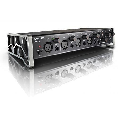Tascam us 4x4 usb interface audio usb