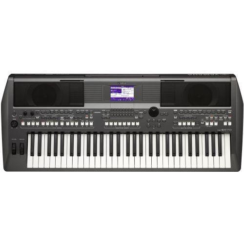 Yamaha PSR S670 keyboard instrument klawiszowy + słuchawki Yamaha HPH 50 WH