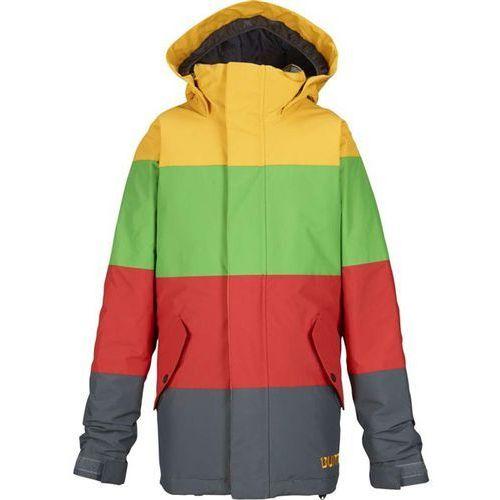 kurtka dla dzieci BURTON - Boys Symbol Yolky/Cprmpt/Fang (722) rozmiar: S - produkt z kategorii- kurtki dla dzieci