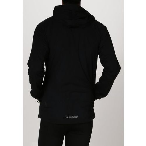 Nike Performance SHIELD Kurtka do biegania black/volt/reflective silver (kurtka męska) od Zalando.pl